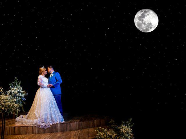 O casamento de Gustavo e Leonara