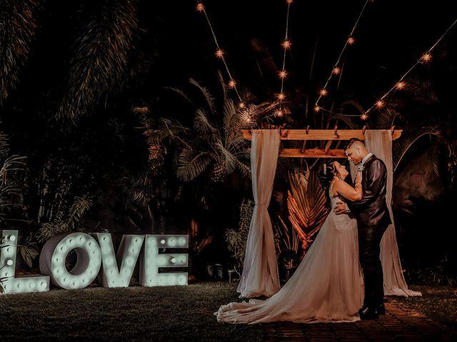 O casamento de Mateus e Liliane
