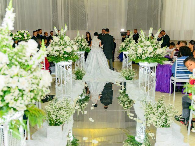 O casamento de Leandro e Tais em Diadema, São Paulo 64