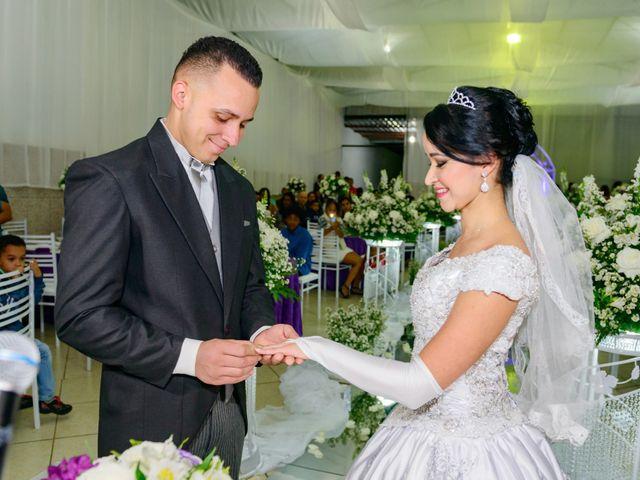 O casamento de Leandro e Tais em Diadema, São Paulo 67