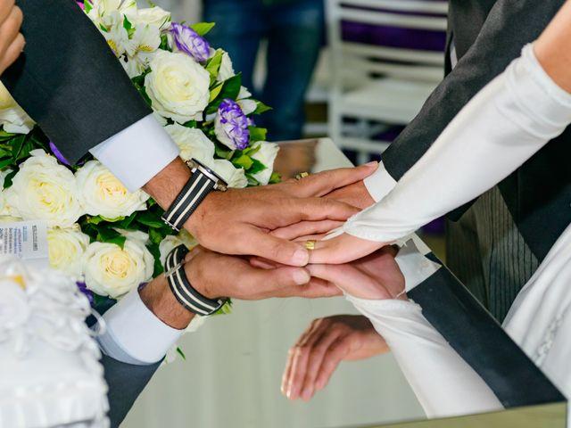O casamento de Leandro e Tais em Diadema, São Paulo 69