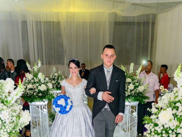 O casamento de Leandro e Tais em Diadema, São Paulo 71