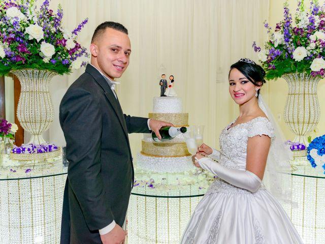 O casamento de Leandro e Tais em Diadema, São Paulo 73
