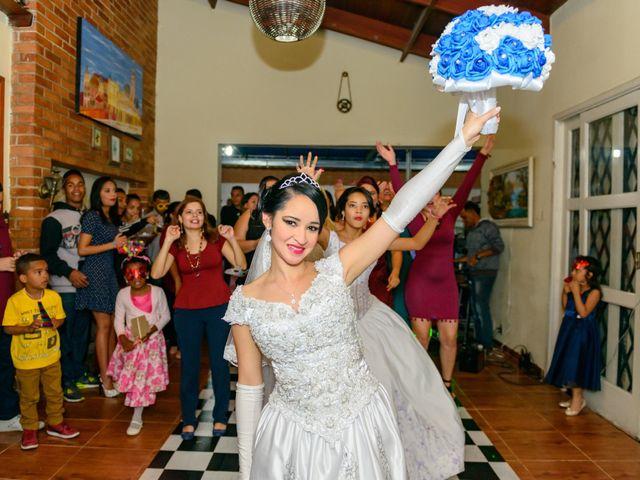 O casamento de Leandro e Tais em Diadema, São Paulo 104