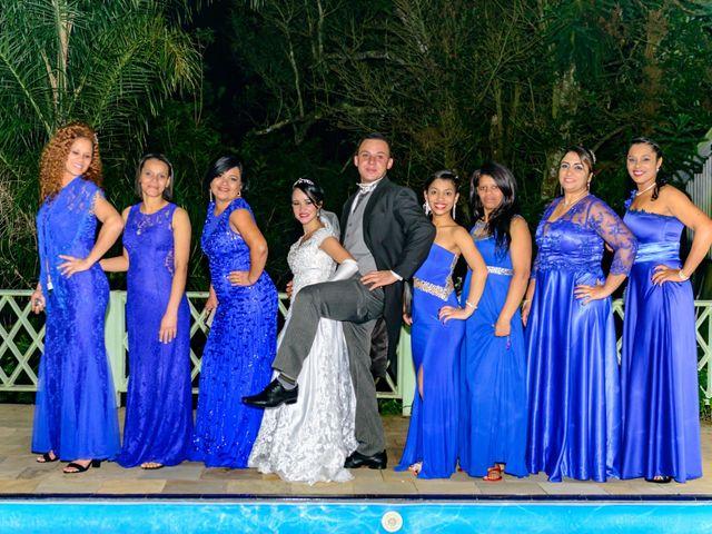 O casamento de Leandro e Tais em Diadema, São Paulo 112
