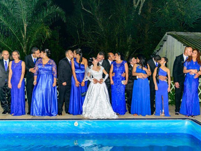 O casamento de Leandro e Tais em Diadema, São Paulo 115