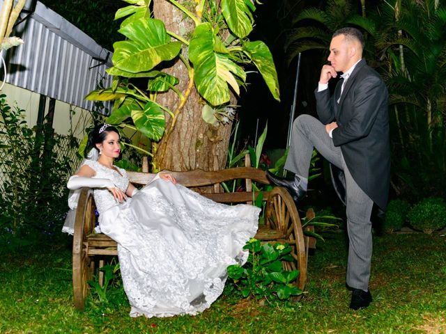 O casamento de Leandro e Tais em Diadema, São Paulo 117