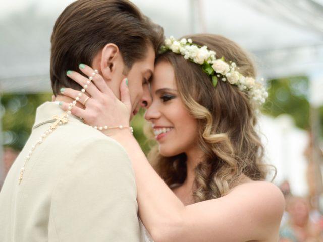 O casamento de Juliane e Henrique