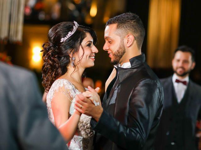 O casamento de Glaucia e Matheus
