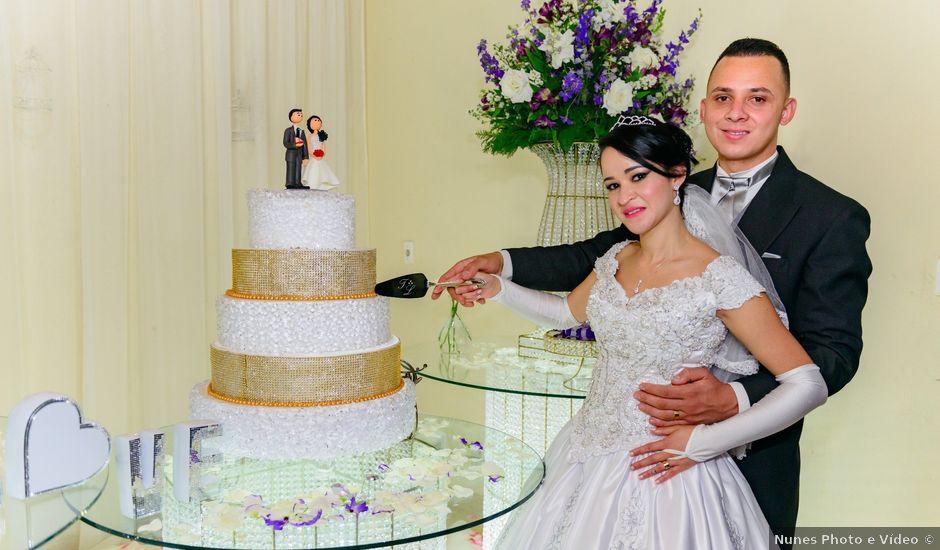 O casamento de Leandro e Tais em Diadema, São Paulo