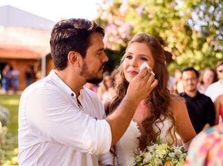 O casamento de Raquel e Raphael