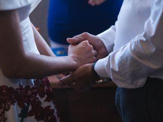 O casamento de Carla e Fernando 1