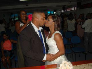 O casamento de Cleonice e Italo 2