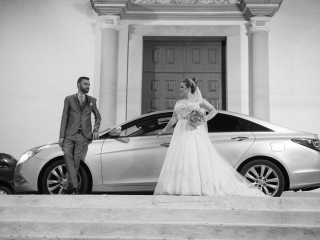 O casamento de Bruna e Maicon