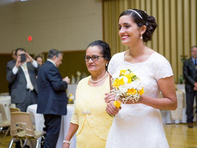 O casamento de Nathan e Geyna em Filadélfia, Mato Grosso 10