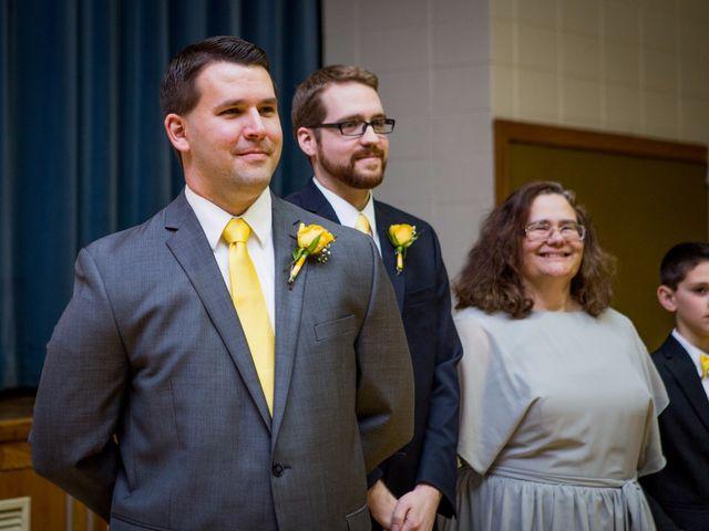 O casamento de Nathan e Geyna em Filadélfia, Mato Grosso 11