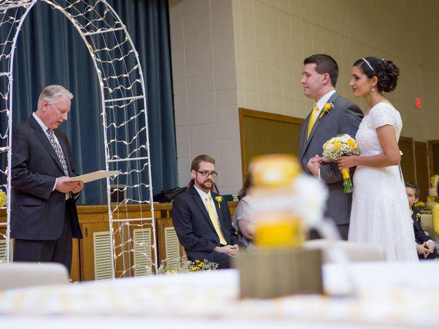 O casamento de Nathan e Geyna em Filadélfia, Mato Grosso 12