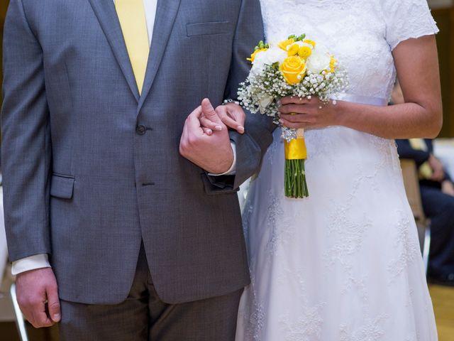 O casamento de Nathan e Geyna em Filadélfia, Mato Grosso 13