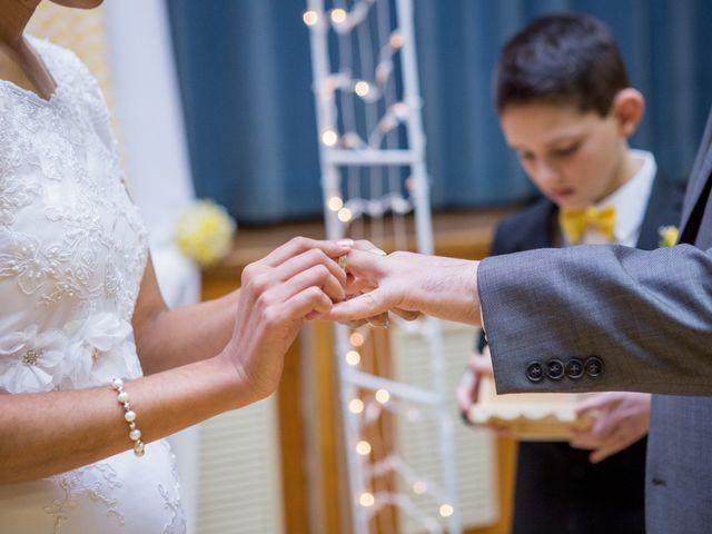 O casamento de Nathan e Geyna em Filadélfia, Mato Grosso 14