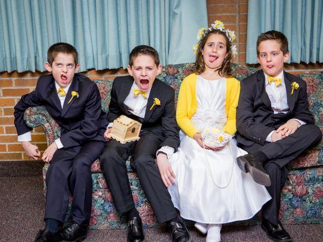 O casamento de Nathan e Geyna em Filadélfia, Mato Grosso 16