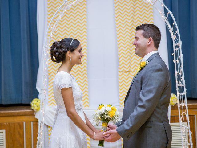 O casamento de Nathan e Geyna em Filadélfia, Mato Grosso 18