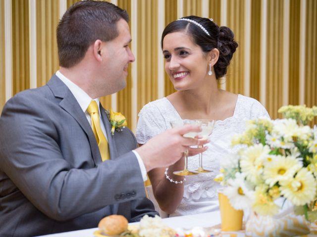 O casamento de Nathan e Geyna em Filadélfia, Mato Grosso 20
