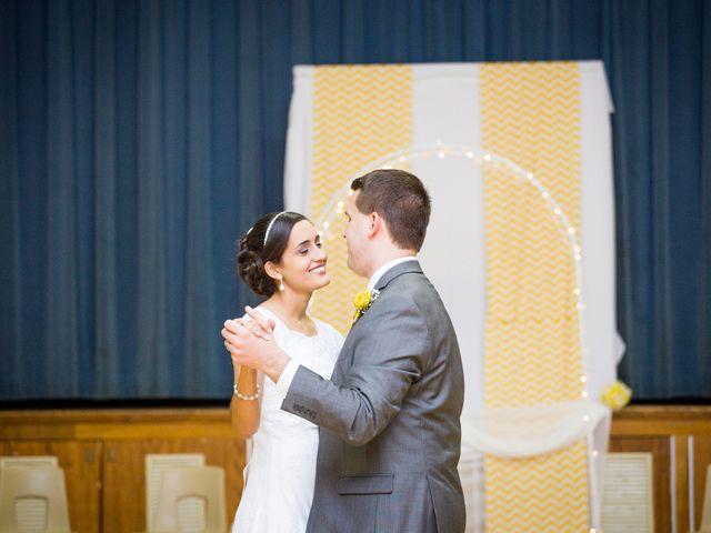 O casamento de Nathan e Geyna em Filadélfia, Mato Grosso 21