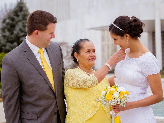 O casamento de Nathan e Geyna em Filadélfia, Mato Grosso 27