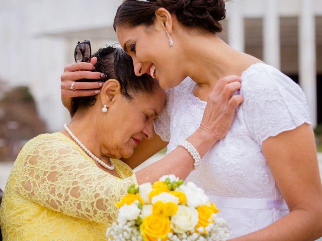 O casamento de Nathan e Geyna em Filadélfia, Mato Grosso 28