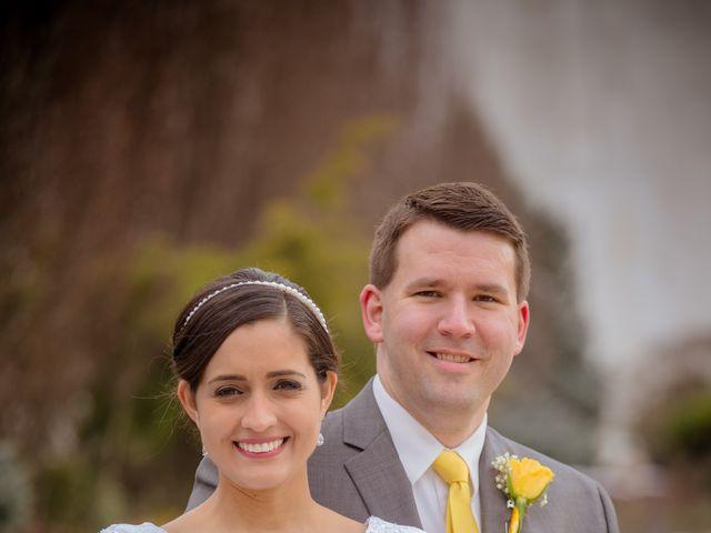 O casamento de Nathan e Geyna em Filadélfia, Mato Grosso 29