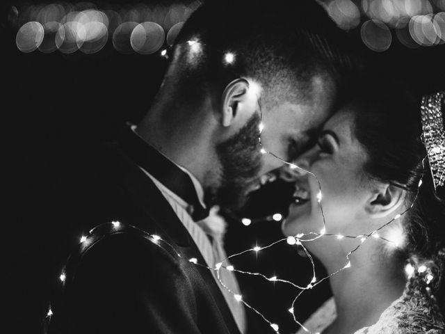 O casamento de Allyne e Igor
