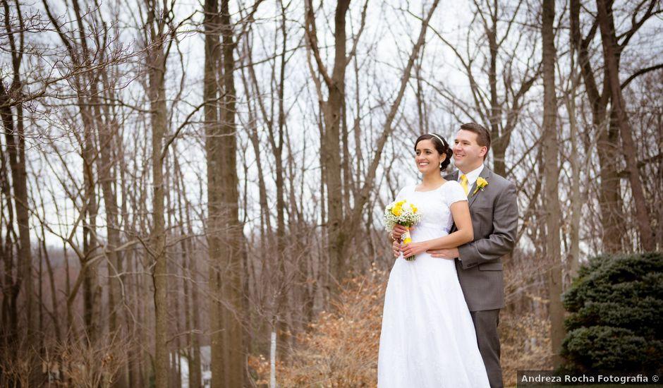 O casamento de Nathan e Geyna em Filadélfia, Mato Grosso