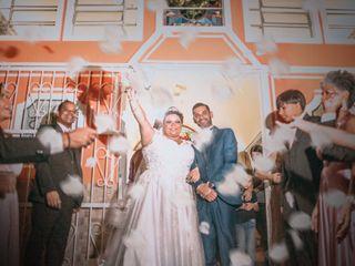 O casamento de Amanda e José