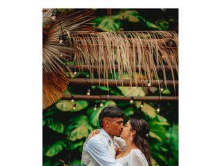 O casamento de Lua e Índio  2