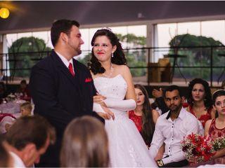 O casamento de Larise e Samuel 1
