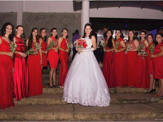O casamento de Larise e Samuel 2