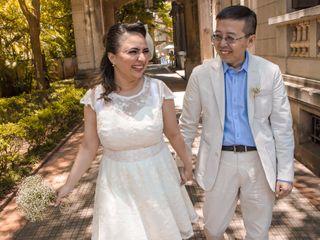 O casamento de Ana e Edgar