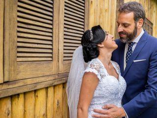 O casamento de Suellen e Francisco