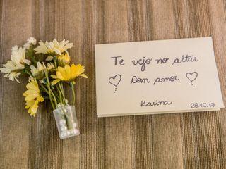 O casamento de Karina e Vinicius 3