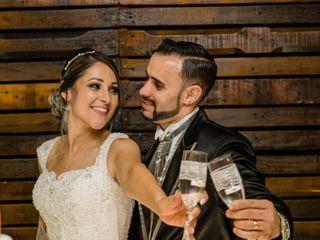 O casamento de Karina e Vinicius
