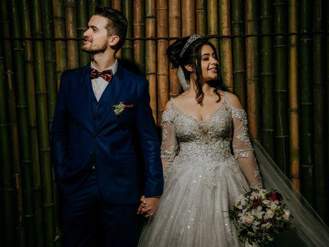 O casamento de Rebeca e Wylliss