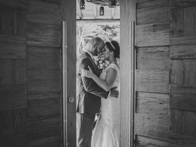 O casamento de Maiane e André
