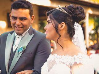 O casamento de Débora e Marinilson