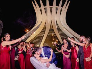 O casamento de Ana Luiza e Thomas