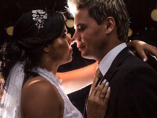 O casamento de Juliana e Herison