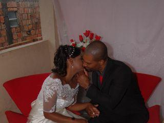 O casamento de Elane e Roberto