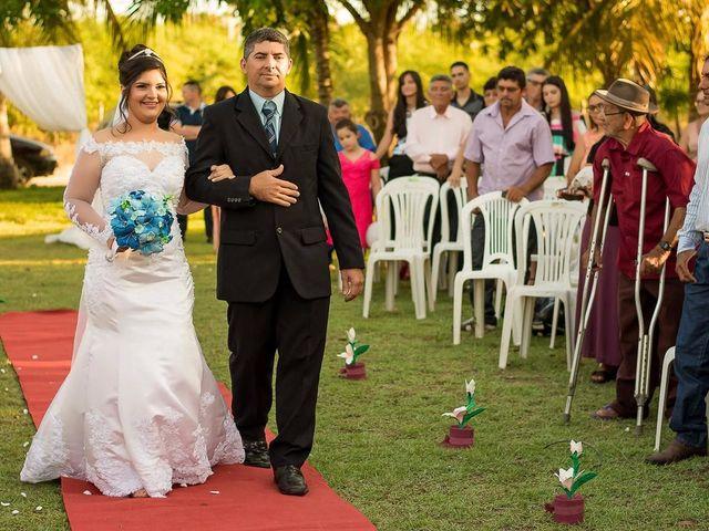 O casamento de Marinilson e Débora em Açu, Rio Grande do Norte 1