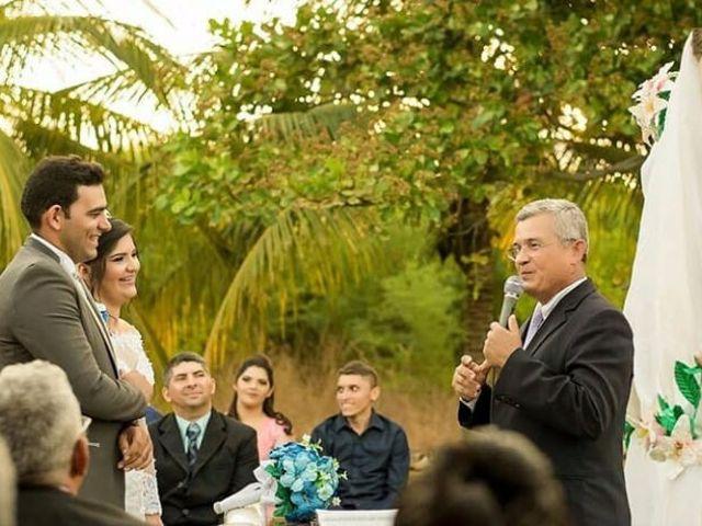 O casamento de Marinilson e Débora em Açu, Rio Grande do Norte 4