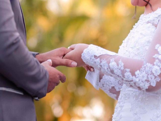 O casamento de Marinilson e Débora em Açu, Rio Grande do Norte 5