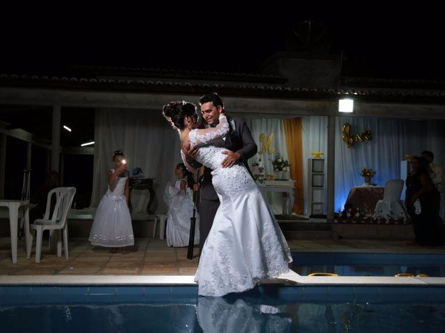 O casamento de Marinilson e Débora em Açu, Rio Grande do Norte 12